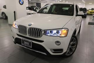 Used 2015 BMW X3 xDrive28i for sale in Newmarket, ON