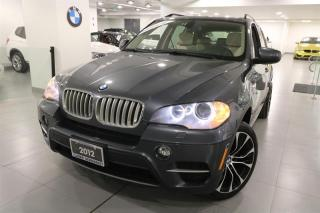 Used 2013 BMW X5 xDrive35d for sale in Newmarket, ON