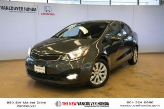 Used 2015 Kia Rio EX at for sale in Vancouver, BC