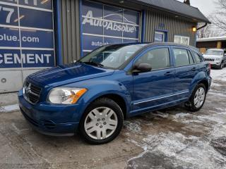 Used 2010 Dodge Caliber SXT for sale in Boisbriand, QC