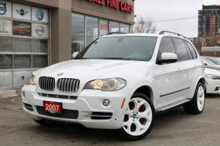 Used 2007 BMW X5 4.8i for sale in Toronto, ON