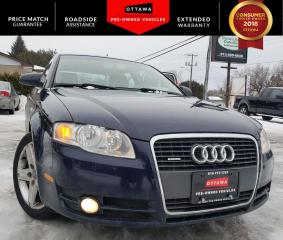 Used 2006 Audi A4 2006.5 4dr Sdn 2.0T Manual for sale in Carp, ON