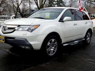 Used 2008 Acura MDX 4WD 4dr Elite Pkg for sale in Guelph, ON