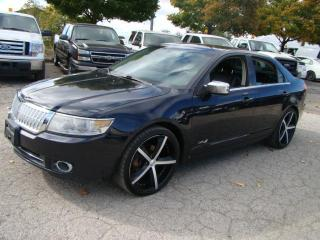 Used 2008 Lincoln MKZ for sale in Woodbridge, ON