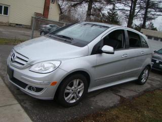 Used 2008 Mercedes-Benz B-Class 4dr HB Turbo for sale in Woodbridge, ON
