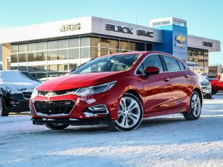 Used 2018 Chevrolet Cruze for sale in Ottawa, ON
