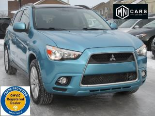 Used 2011 Mitsubishi RVR GT 4WD for sale in Ottawa, ON