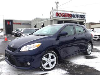 Used 2014 Toyota Matrix S - SUNROOF - BLUETOOTH for sale in Oakville, ON