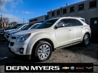 Used 2012 Chevrolet Equinox LT for sale in North York, ON