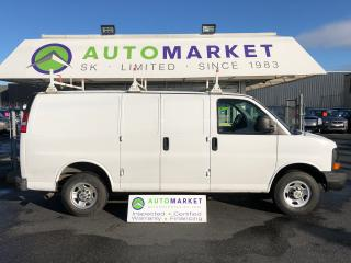 Used 2007 Chevrolet Express 2500 1 OWNER! FULL SERVICE HISTORY! for sale in Langley, BC