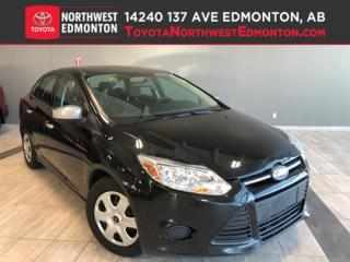 Used 2013 Ford Focus S | Manual | Air Conditioning | Split Seats for sale in Edmonton, AB