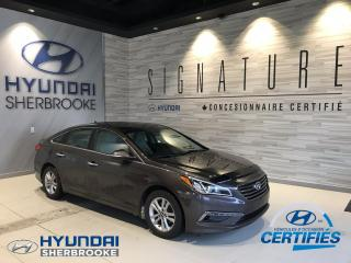 Used 2015 Hyundai Sonata BAS KILO! GLS+CAM RECUL+BANCS CHAUFFANTS for sale in Sherbrooke, QC