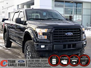 Used 2016 Ford F-150 Ford F-150 XLT 2016, Toit panoramique, G for sale in Gatineau, QC