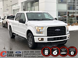 Used 2016 Ford F-150 Cab SuperCrew 4RM 157 po XLT for sale in Gatineau, QC