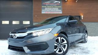 Used 2018 Honda Civic LX automatique full équipe,impeccable !! for sale in St-Henri-de-Levis, QC
