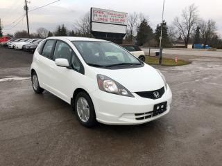 Used 2010 Honda Fit LX for sale in Komoka, ON