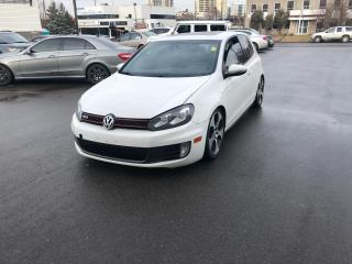 Used 2011 Volkswagen Golf GTI sunroof 6 Spd Manual for sale in North York, ON