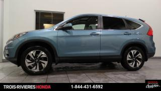 Used 2016 Honda CR-V EX AWD MAGS-TOIT-BLUETOOTH for sale in Trois-Rivières, QC