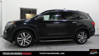Used 2016 Honda Pilot Touring for sale in Trois-Rivières, QC