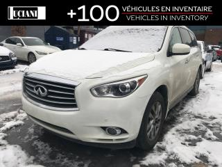 Used 2013 Infiniti JX35 for sale in Montréal, QC