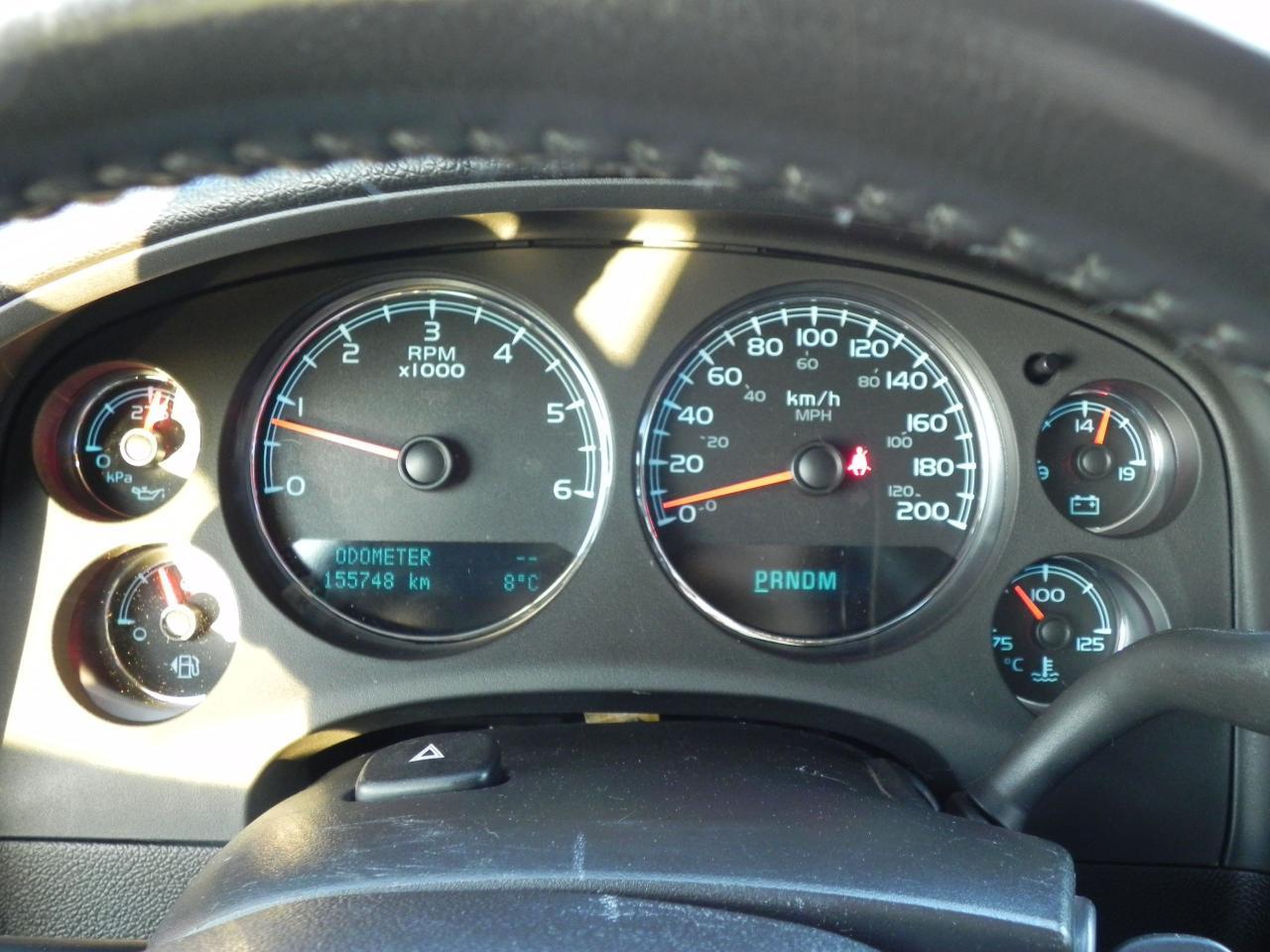 2010 Chevrolet Avalanche LTZ