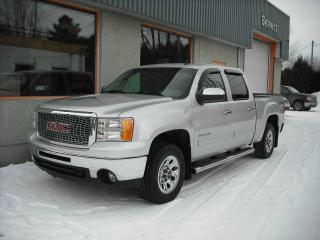 Used 2011 GMC Sierra 1500 4 roues motrices, cabine multiplaces, Éd for sale in Repentigny, QC