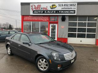Used 2007 Cadillac CTS for sale in London, ON