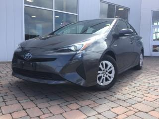 New 2018 Toyota Prius for sale in Moncton, NB