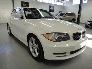 Used 2010 BMW 1 Series 128i,MUST SEE,MINT,NO ACCIDENT,ONE OWNER for sale in North York, ON