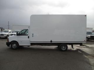 Used 2018 Chevrolet CUBE VAN 16 FT.UNICELL BODY for sale in London, ON