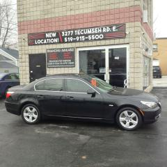 Used 2008 BMW 5 Series 528xi for sale in Windsor, ON