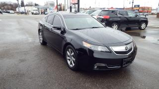 Used 2012 Acura TL w/Tech Pkg/BACKUP CAMERA/NAVI/SUNROOF/$11900 for sale in Brampton, ON
