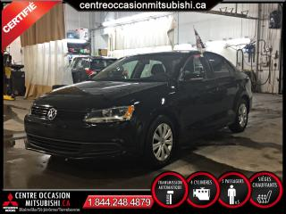 Used 2014 Volkswagen Jetta TRENDLINE + AUTO TIP TRONIC AC SIEGES CH for sale in Blainville, QC
