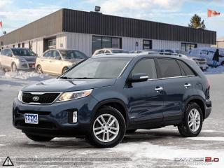 Used 2014 Kia Sorento LX for sale in Barrie, ON