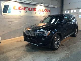 Used 2016 BMW X3 xDrive28i for sale in North York, ON