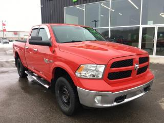 Used 2013 RAM 1500 OUTDOORSMAN for sale in Ingersoll, ON