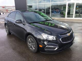 Used 2016 Chevrolet Cruze LT 1LT for sale in Ingersoll, ON