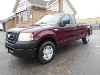 Used 2006 Ford F-150 XL 4.2L V6 Regular Cab 8Ft Box Certified ONLY 150K for sale in Rexdale, ON