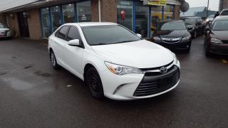Used 2016 Toyota Camry LE/BACKUP CAMERA/BLUETOOTH/$$16500 for sale in Brampton, ON