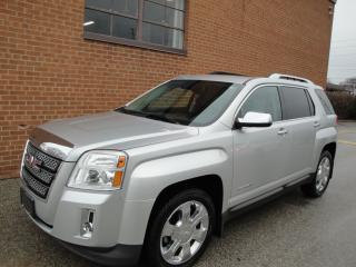 Used 2013 GMC Terrain SLT-2-top of the line-full option for sale in Oakville, ON