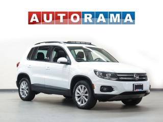 Used 2015 Volkswagen Tiguan TRENDLINE AWD for sale in Toronto, ON