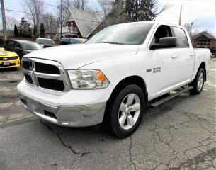 Used 2017 RAM 1500 SLT CREW CAB 4X4 for sale in Windsor, ON