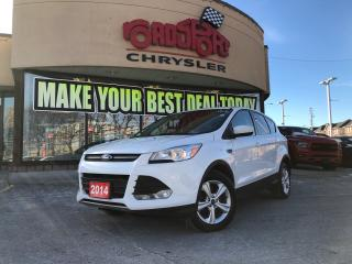 Used 2014 Ford Escape SE 4WD ALLOYS REAR CAM H-TED SEATS for sale in Toronto, ON
