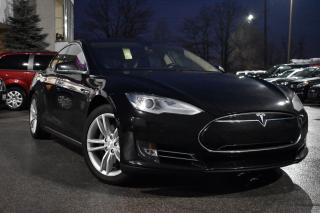 Used 2014 Tesla Model S RARE 7 SEATER - 85KWH - CARPROOF CLEAN for sale in Oakville, ON