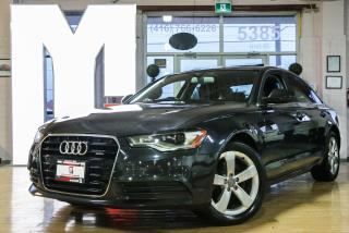 Used 2013 Audi A6 2.0T Premium - NAVIGATION|SUNROOF|BACKUPSEN for sale in North York, ON