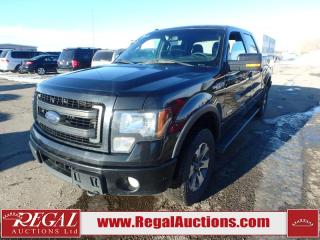 Used 2014 Ford F-150 FX4 SUPERCREW SWB 4WD 3.5L for sale in Calgary, AB