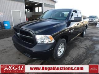 Used 2017 RAM 1500 ST Quad CAB 2WD 5.7L for sale in Calgary, AB
