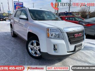 Used 2013 GMC Terrain SLT-1 | NAV | LEATHER | ROOF for sale in London, ON