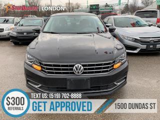 Used 2018 Volkswagen Passat for sale in London, ON