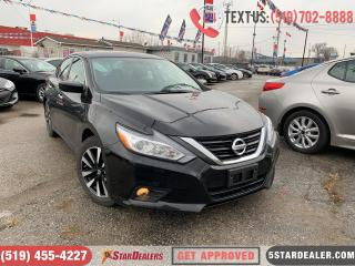 Used 2018 Nissan Altima 2.5 SV | 1OWNER | ROOF | CAM | HEATED SEATS for sale in London, ON